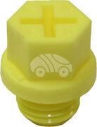 Пластиковая заглушка рулевой рейки (с резьбой) HDZ02106