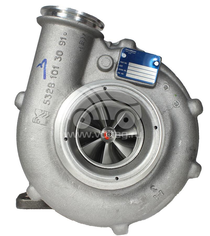 Турбокомпрессор MTK0005