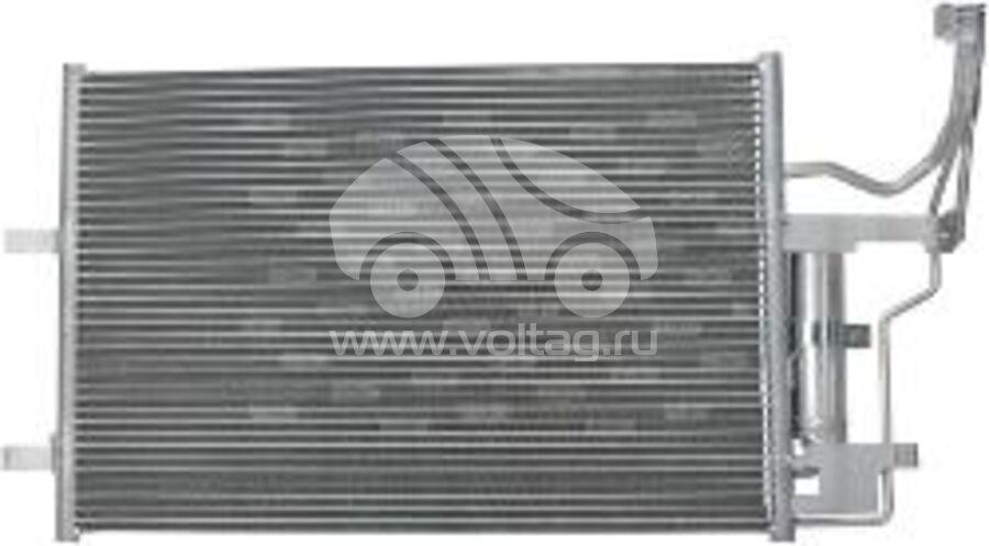 Радиатор кондиционера KRC0211