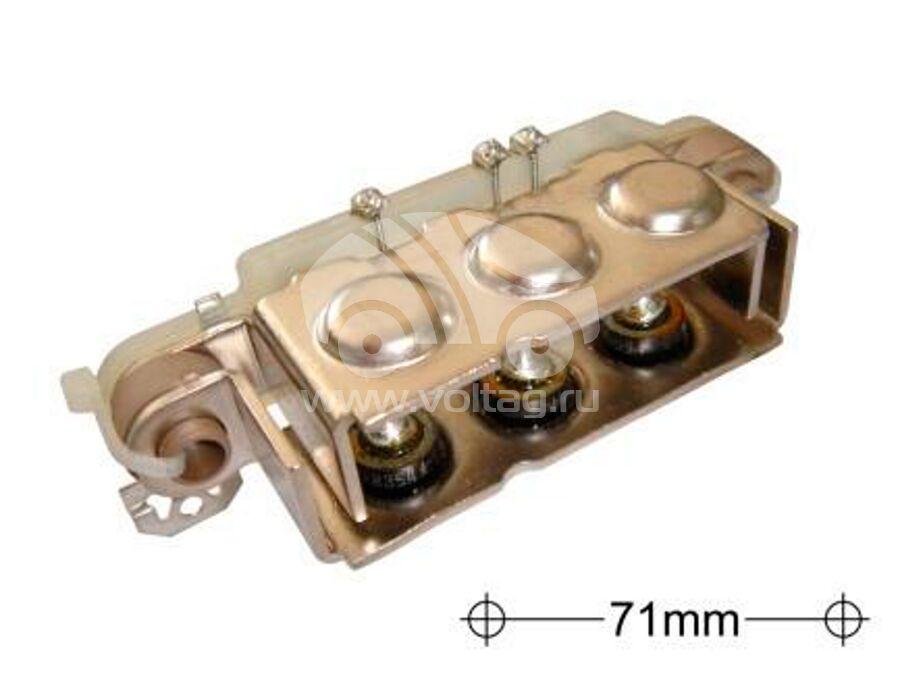 Диодный мост генератора AEM7111