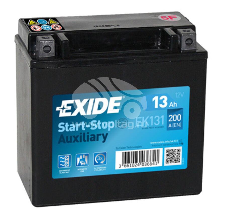 АккумуляторExide EK131 (ATA0131XE)