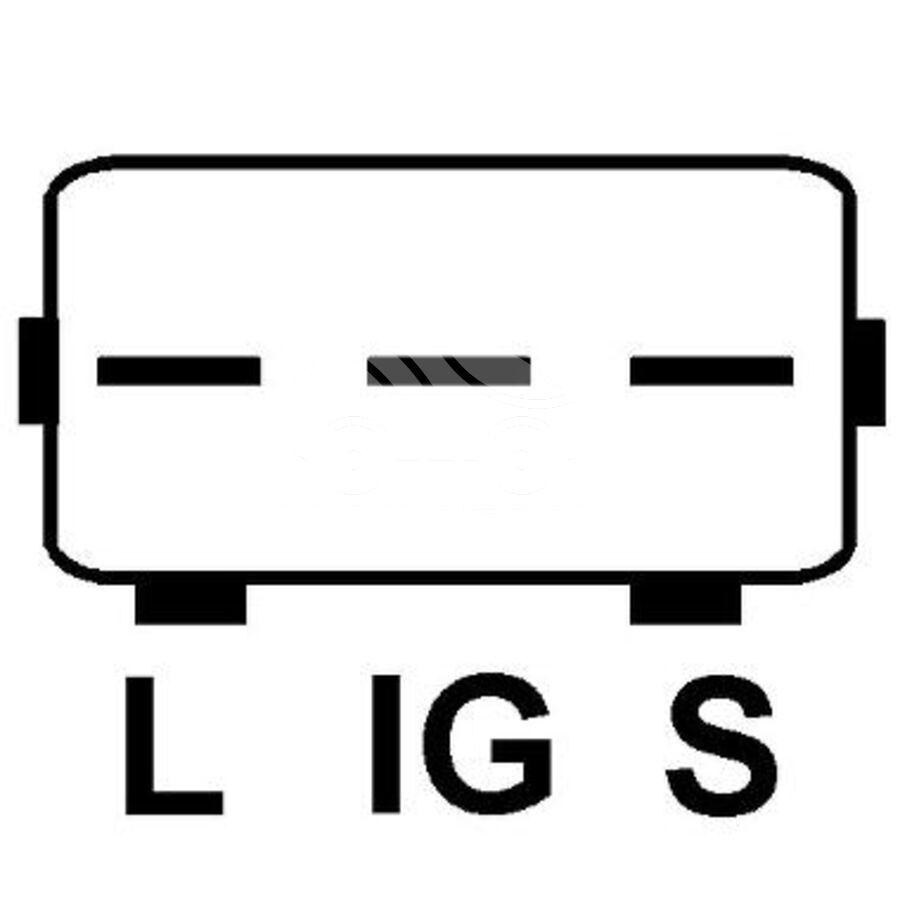Генератор ALN1604