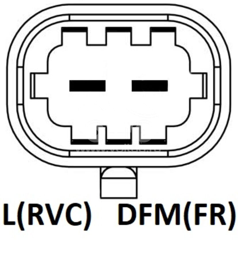 ГенераторKRAUF ALV8097DD (FG15S019)