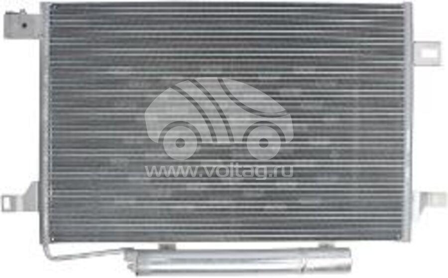 Радиатор кондиционера KRC0116