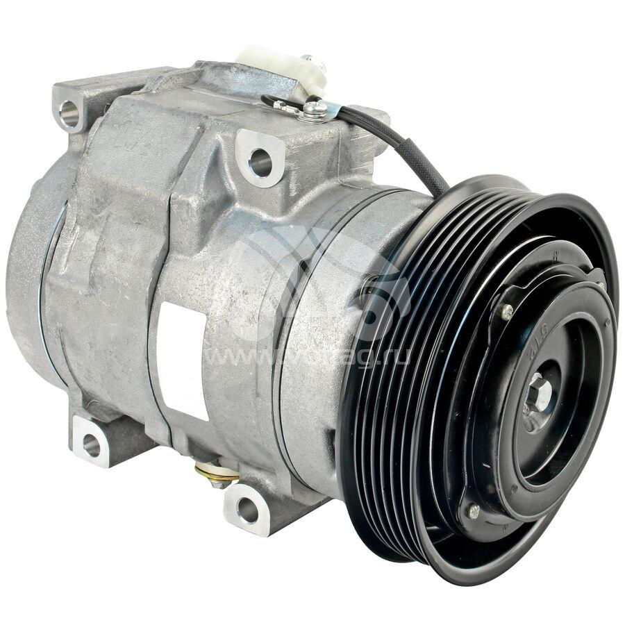 Компрессор кондиционера автомобиля KCZ0190