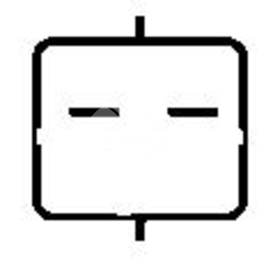 Компрессор кондиционера автомобиля KCD0338