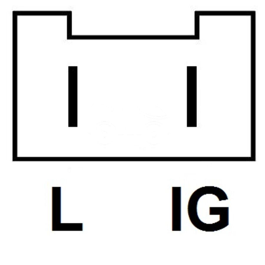 Регулятор генератора ARV1122