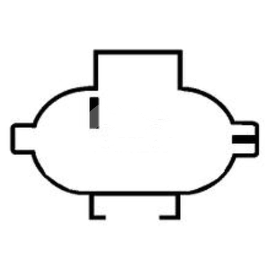 Компрессор кондиционера автомобиля KCZ0136