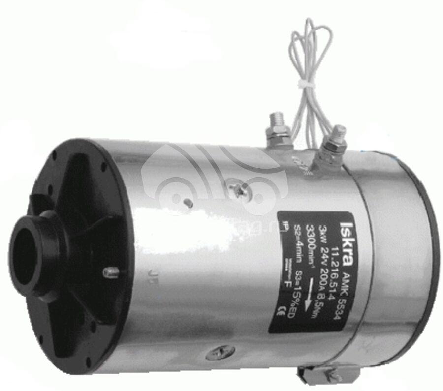 Электромотор постоянного тока AMK5534