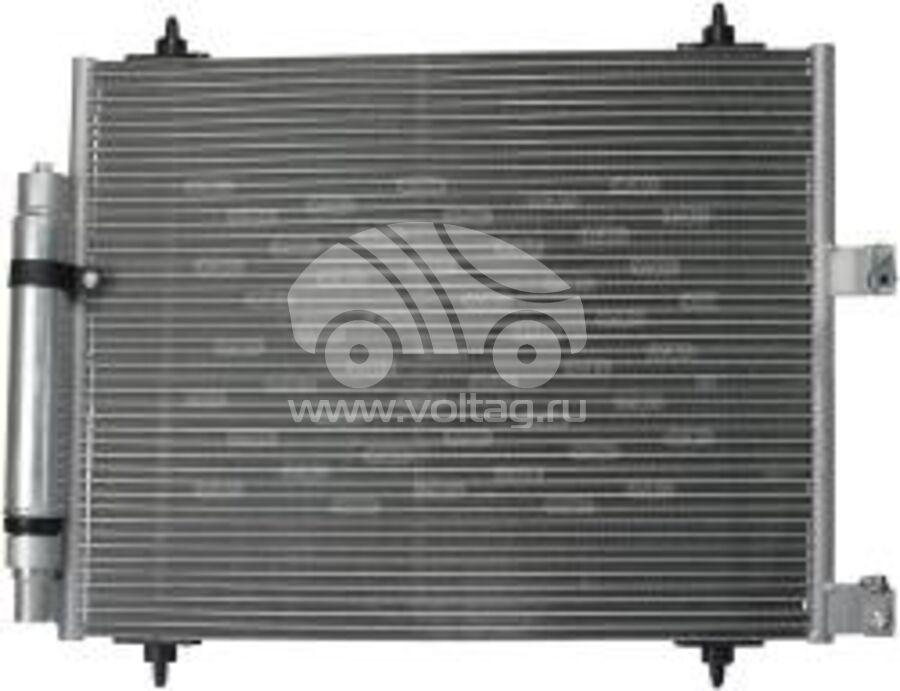 Радиатор кондиционера KRC0368