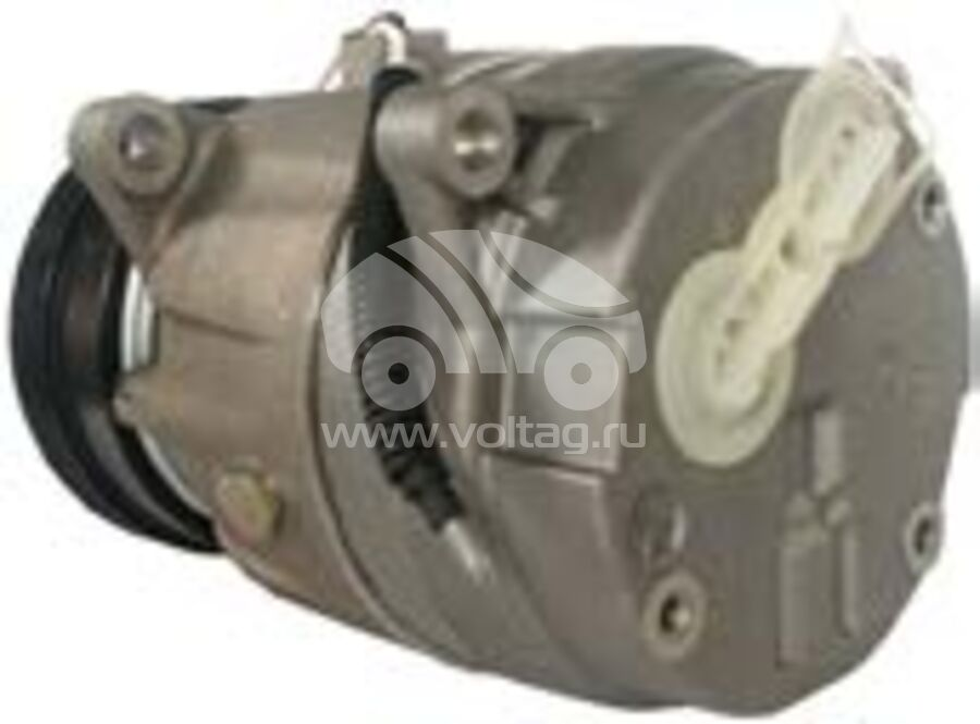 Компрессор кондиционера автомобиля KCD0339
