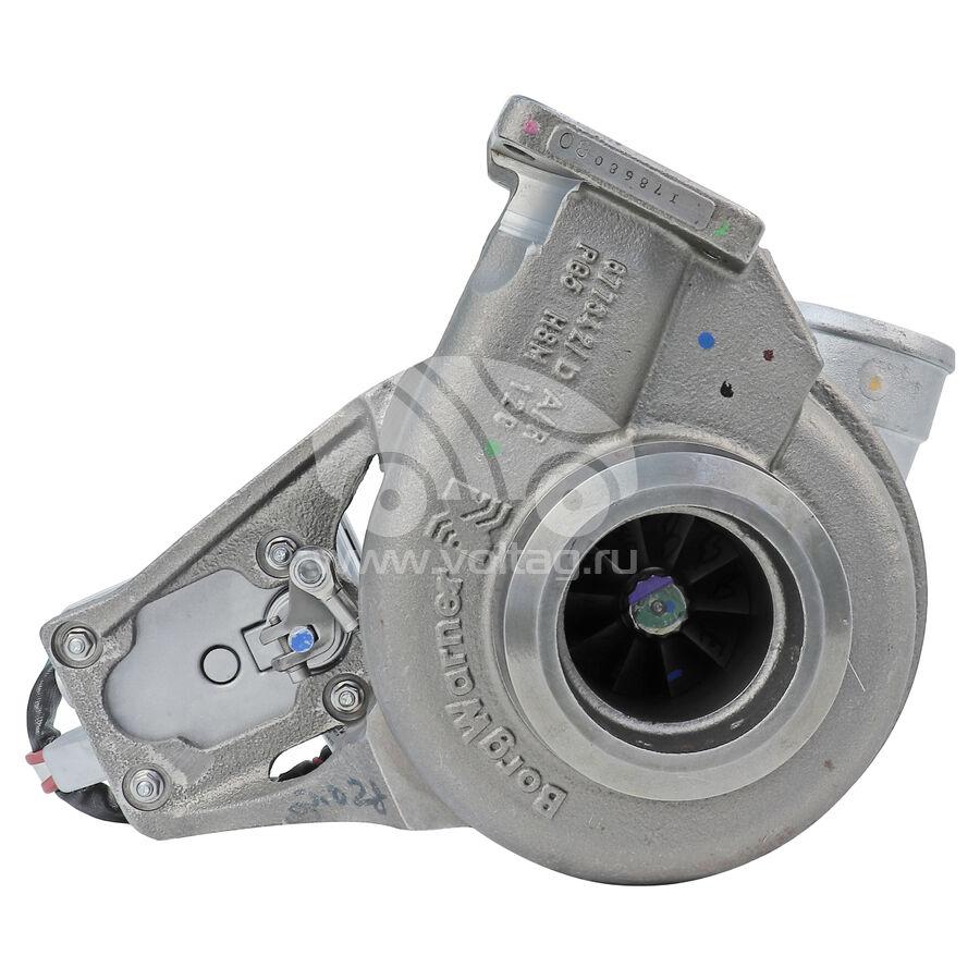 ТурбокомпрессорSchwitzer 178742 (MTS1322)