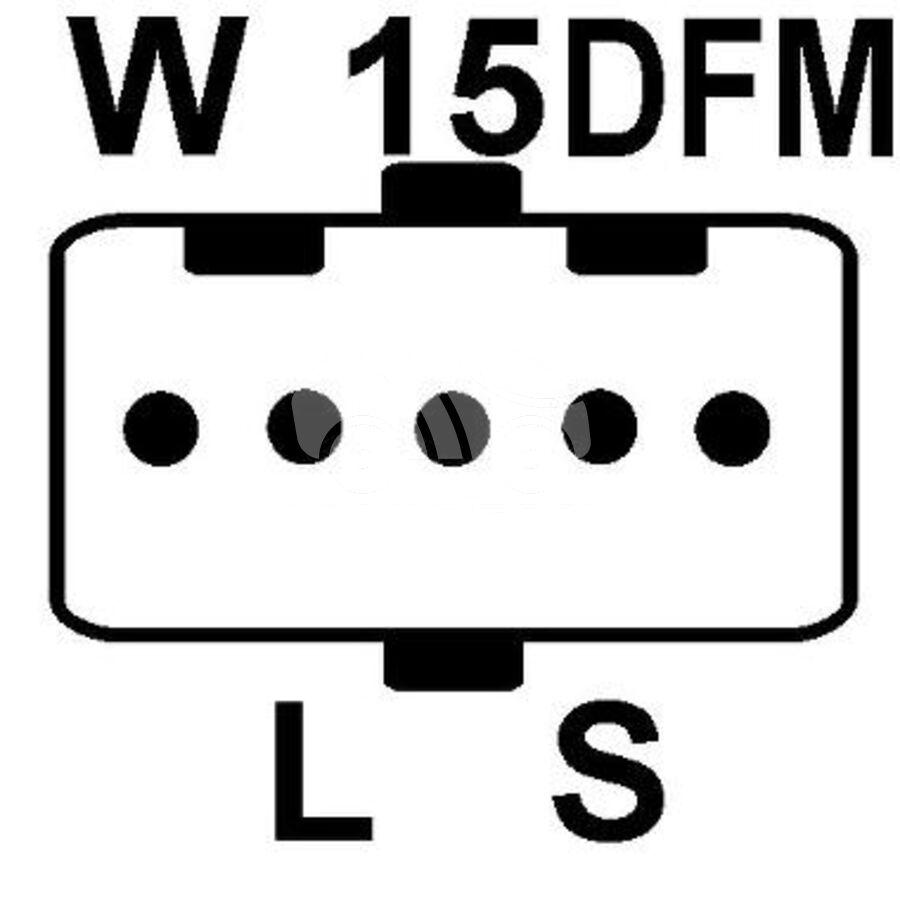Генератор ALM5591