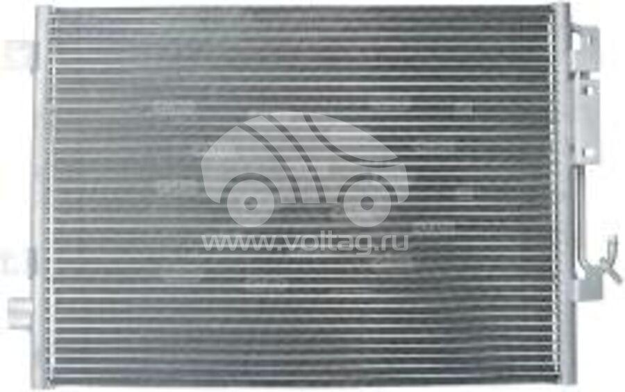 Радиатор кондиционера KRC0168