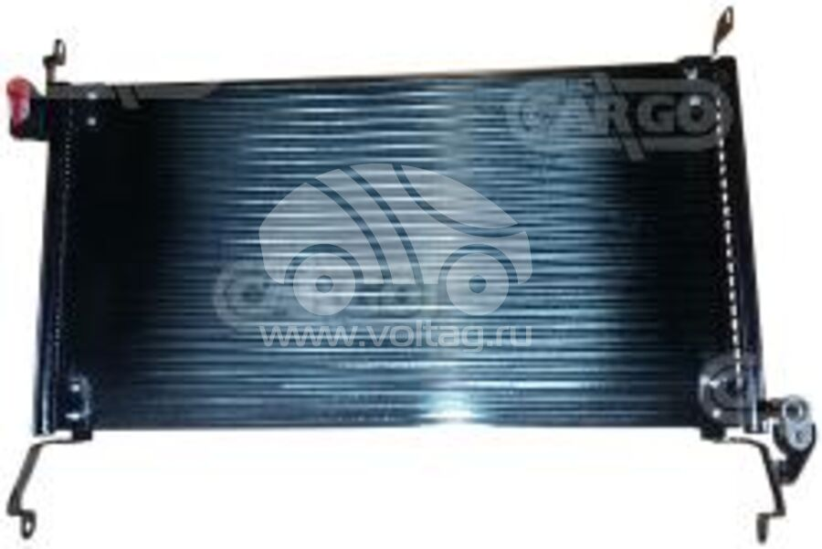 Радиатор кондиционера KRC0349