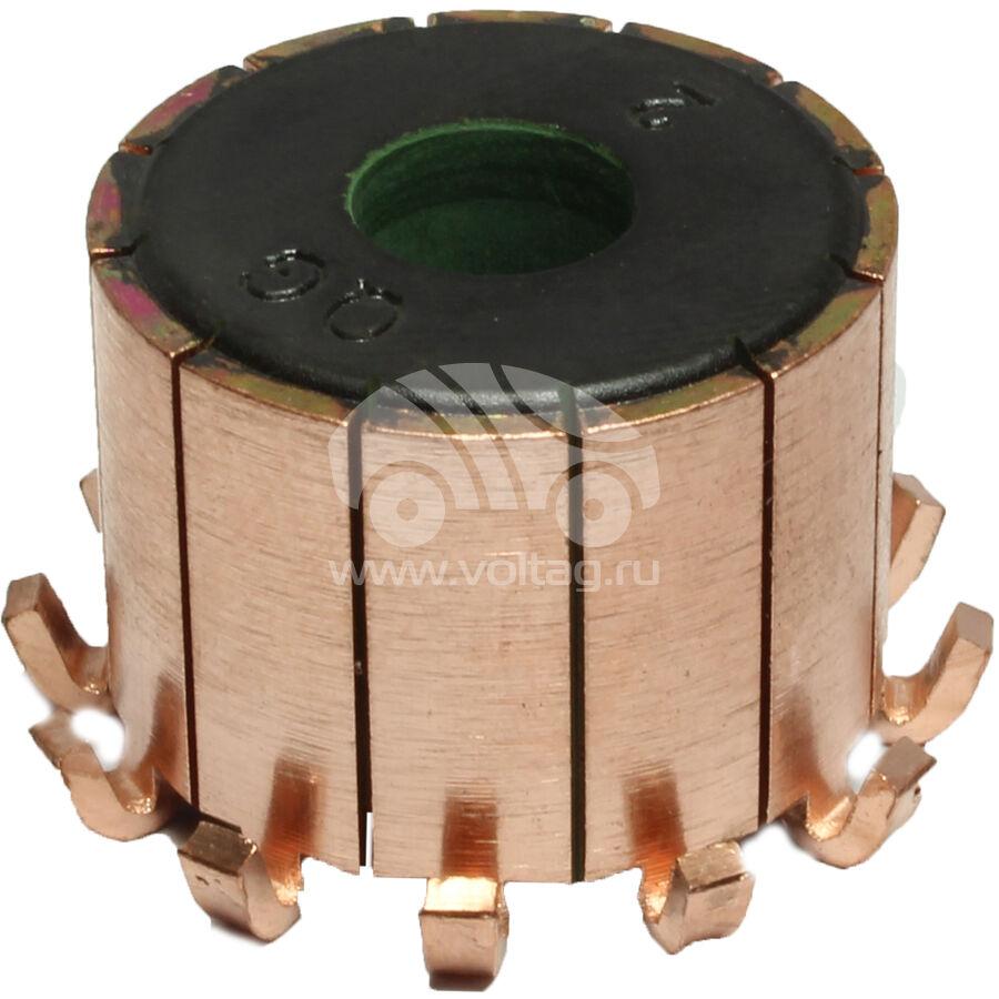 Коллектор моторчика печки KSS0016