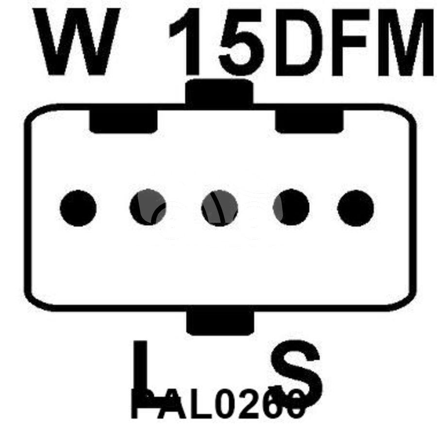 MAHLE MG814