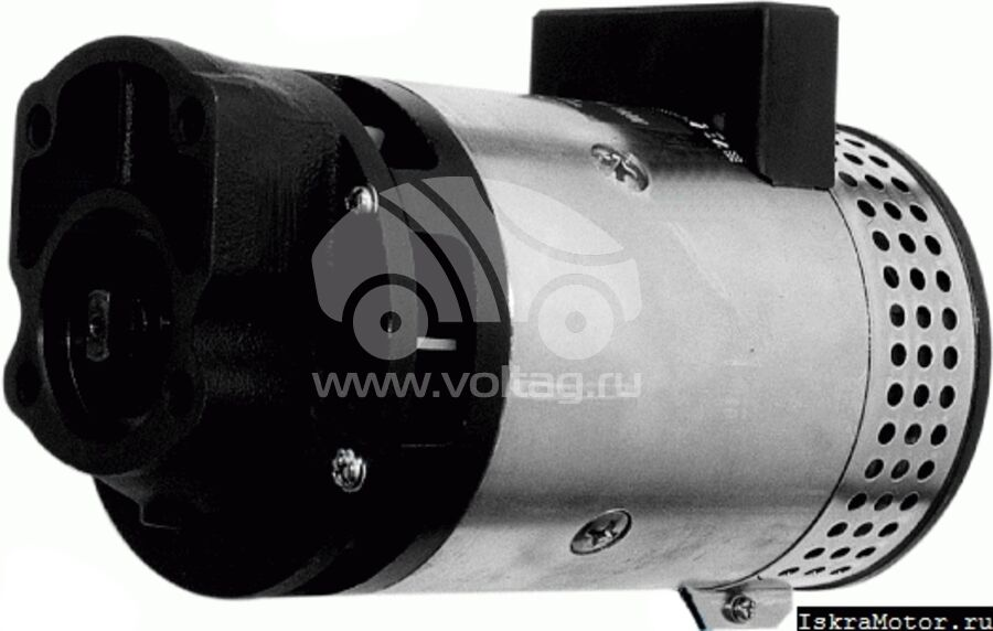 Электромотор постоянного тока AMK3303