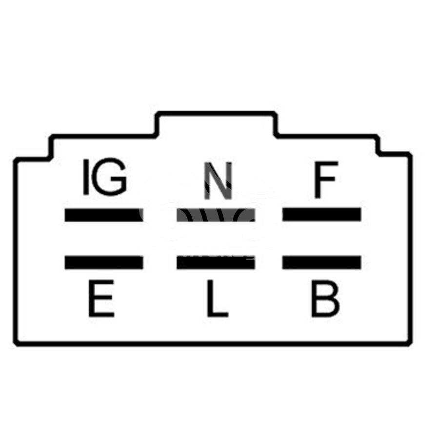 Регулятор генератора ARN6376