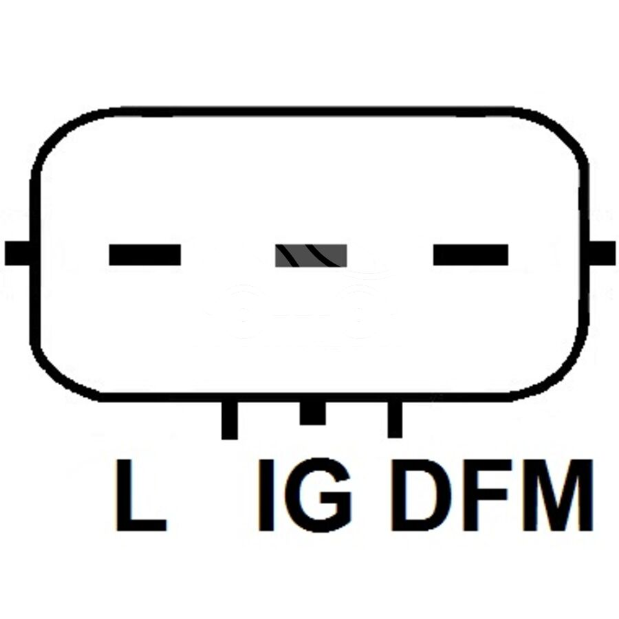 Регулятор генератора ARM3631