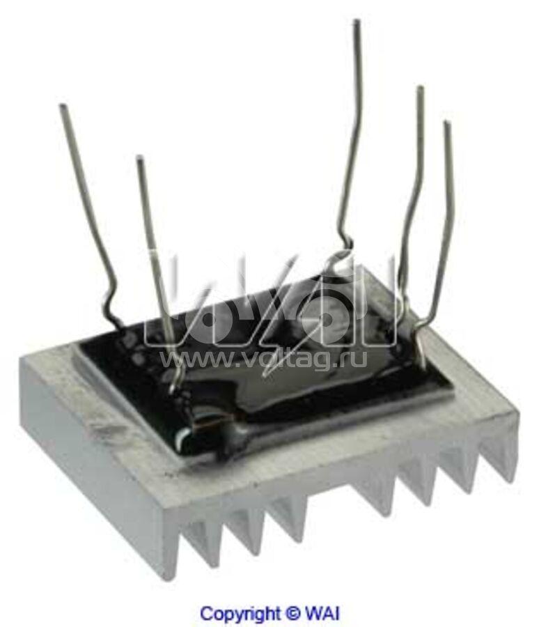 Чип реле-регулятора генератора AZM9846